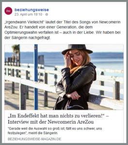 Interview mit AreZou
